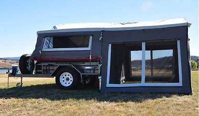 AU6495 • Buy Semi Off Road Camper Trailer Plus All Extras Ready To Go Camping!