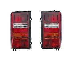 AU250.23 • Buy Jeep Cherokee XJ Tail Lamp (Left + Right) Set Of 2 NEW