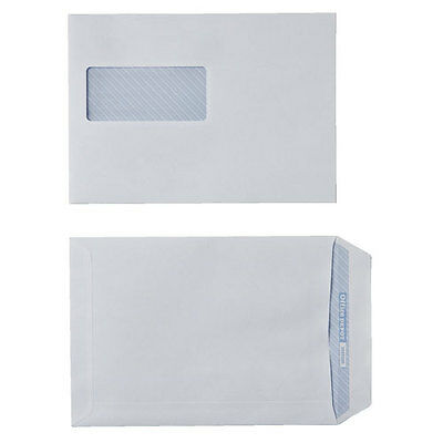 £16.79 • Buy Office Depot C5 90gsm White Window Business Envelopes – Box Of 500 Self Seal