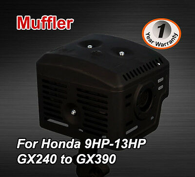 AU27.90 • Buy Muffler For Honda Stationary Engine GX340 GX390 9HP 11HP 13HP 16HP