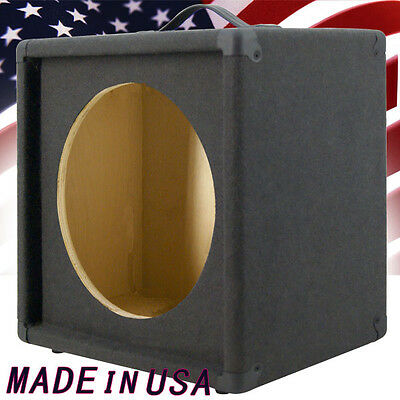 AU124.58 • Buy 1x12 Guitar Speaker Extension Empty Cabinet Charcoal Black Carpet G1X12ST CBC