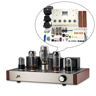 stereo tube amplifier kit