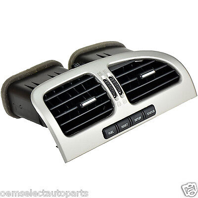 $136 • Buy NEW OEM 03-06 Lincoln LS Double Center Dash Console Vent With Message Center