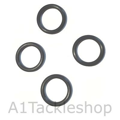 £4.50 • Buy 4 X SMK XS79/QB79/TH79 Air Rifle Uprated CO2 Bottle Seals - Part Ref: 97