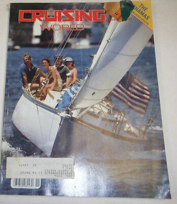 $16.99 • Buy Cruising World Magazine Roller Furling Headsails Come Age November 1984 072814R