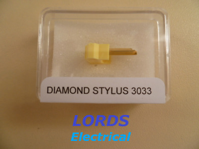 REPLACEMENT STYLUS TURNTABLE NEEDLE     For        SHURE N55E        (3033) • 29.99£