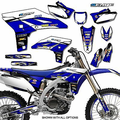$159.99 • Buy 2003 2004 Wr 250 450 Graphics Kit Yamaha Wr250f Wr450f Deco Wr250 Wr450