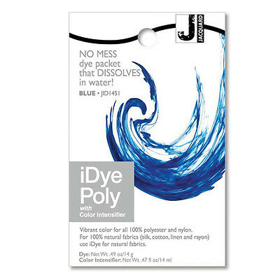 Jacquard Idye Poly Fabric Dye For Polyester And Most Nylon Fabrics • 6.50£