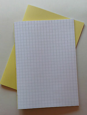 £1.50 • Buy A4 Maths Exercise Book With 64 Pages 1cm Squared Paper