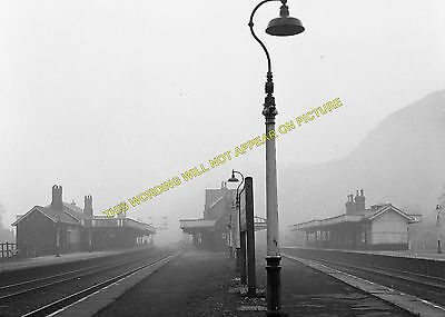 Miller's Dale Railway Station Photo. Peak Forest - Monsal Dale. Chinley Line (7) • 3.50£