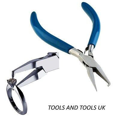 High Quality Prong Closing Pliers Jewellery Stone & Gem Setting Beads Wire Craft • 13.16£