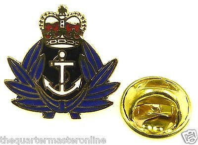 WRNS Womens Royal Naval Service Lapel Pin Badge • 5.59£
