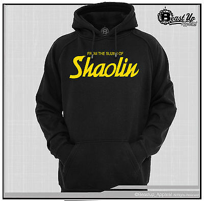 £18 • Buy Wu Tang Clan From The Slums Of Shaolin  Hoodie / Hoody  Sweater  Classic Hip Hop