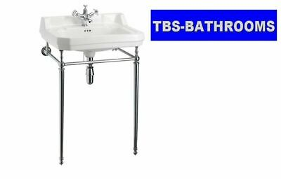 Burlington Edwardian Traditional Basin & Wash Stand, 1, 2 Or 3 Tap Holes • 378.75£