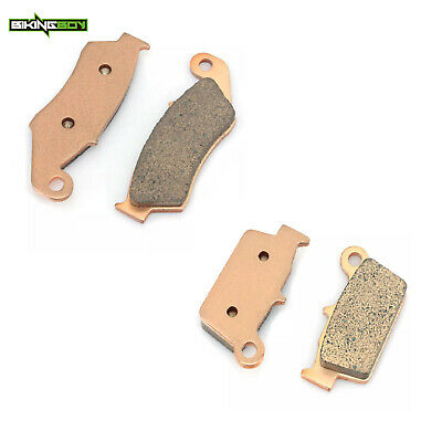 $18.90 • Buy For Yamaha Front Rear Brake Pads YZ 125 YZ 250 YZ250F YZ450F 2003 2004 2005 2006