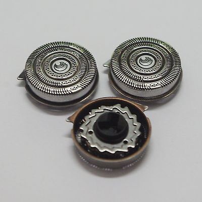 AU59.58 • Buy 3x Shaver Head For Philips Norelco HQ9 HQ 9 SpeedXL Replacement Cutters Heads