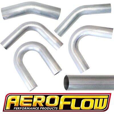AU57.09 • Buy Aeroflow Alloy Aluminium Tube & Mandrel Bends Intercooler Intake Pipe Piping