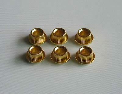 $ CDN19.95 • Buy 30x Gold 10mm Metal Guitar Conversion Bushing Adapter Ferrules For Vintage Tuner