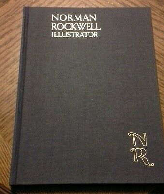 $ CDN7.79 • Buy Norman Rockwell Illustrator Hardcover Book