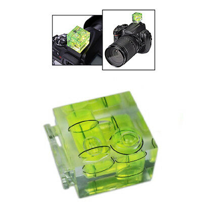 £5.99 • Buy Phot-R PRO Hot Shoe Camera Bubble Spirit Level Triple Three 3-Axis Digital DSLR