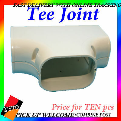 AU59 • Buy Air Conditioner Tee Joint Connector Sturdy Anti-Corrosion Ducting  AirCon X5 QT