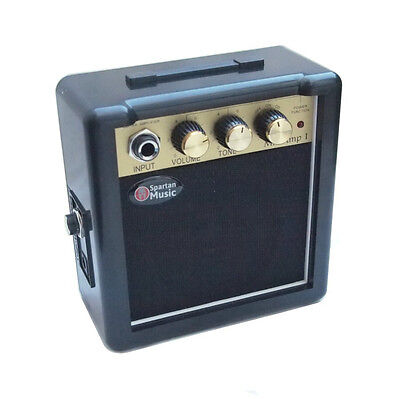 Mini / Micro Battery Powered Portable Guitar Amp - Small Amplifier • 16.99£