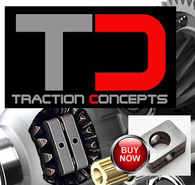 $349 • Buy Traction Concepts Limited Slip LSD For 02J Diffs From Audi A3,1.8/T, TDI