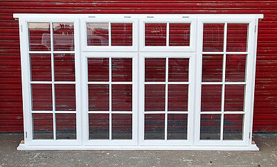 £990 • Buy Georgian Style Casement Window With Astragal Bars! Bespoke! Made To Measure!