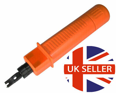 Punch Down Tool IDC Terminals Adjustable Impact  • 6.96£