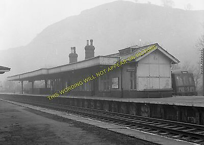 Miller's Dale Railway Station Photo. Peak Forest - Monsal Dale. Chinley Line (9) • 3.50£