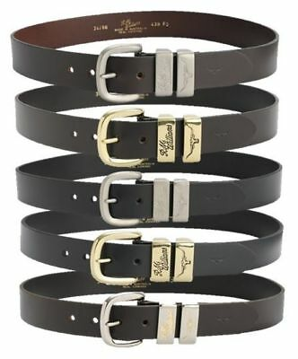 AU89.95 • Buy RM Williams 1.5 Inch Leather Belt - Only $89.95 (RRP $120)