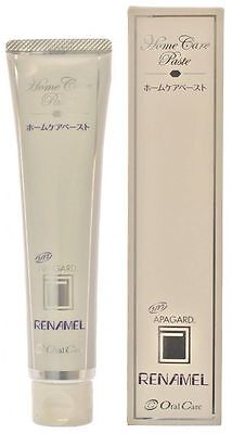 Oral Care APAGARD RENAMEL Toothpaste 120g Removing Plaque From Japan • 28.21£