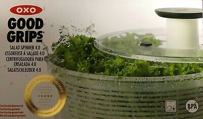 £34.99 • Buy OXO Good Grips Salad & Herb Spinner LARGE