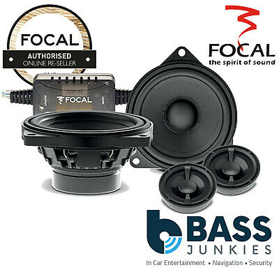Focal IFBMW-S BMW X1 1 & 3 Series 4  Factory Fit Upgrade Component Car Speakers • 229.99£