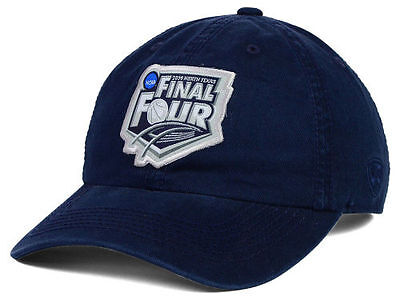 buy popular 2e361 84729 UConn Huskies NCAA 2014 Final Four Basketball Blue Adjustable Slouch Cap  Dad Hat • 14.99