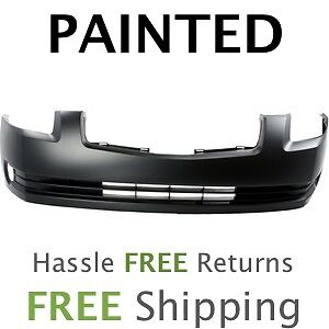 $219 • Buy Fits: 2004 2005 2006 Nissan Maxima Front Bumper COVER PAINTED