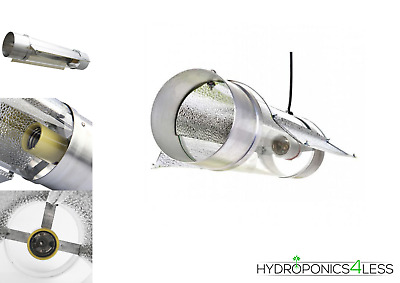 £40.99 • Buy Cool Tube Shade Grow Room Tent Hydroponic Lighting Reflector Air Cooled 5  6  8