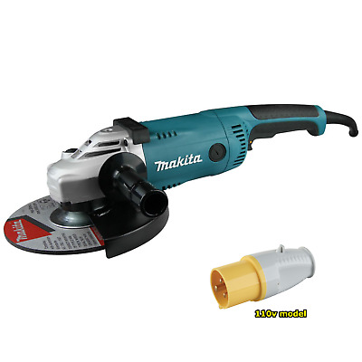 AU185.88 • Buy Makita GA9020 110v 230mm 9inch Angle Grinder 3 Year Warranty Available