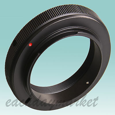 T/T2 Lens To Four Thirds 4/3 Mount Adapter Ring For Olympus Camera E450, E620 E5 • 7.94£
