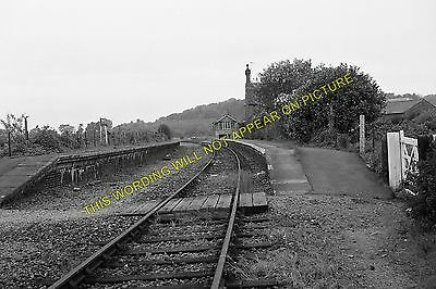 Snettisham Railway Station Photo. Dersingham - Heacham. Hunstanton Line. (13) • 3.50£
