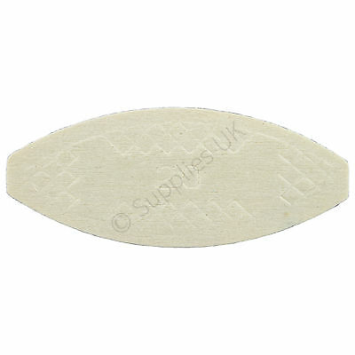 Wood Biscuits, Joining, Jointing, Worktop, Kitchen,Size 0 10 20,Hardwood,Joinery • 4.49£