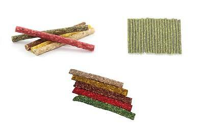 Munchy Dog Chews! Rolls/flats/assorted & Natural - Various Pack Sizes! • 5.79£