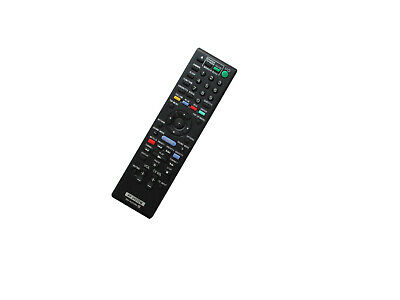 AU18.99 • Buy Used Remote Control For Sony HBD-E2100 BDV-T39 Blu-ray DVD Home Theater System
