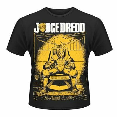 Judge Dredd Chief Officially Licensed Various Sizes T-Shirt • 12.99£