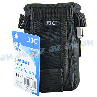 AU14.02 • Buy JJC Deluxe Lens Pouch For TAMRON AF 18-200mm F/3.5-6.3 XR LD IF MACRO A14N II