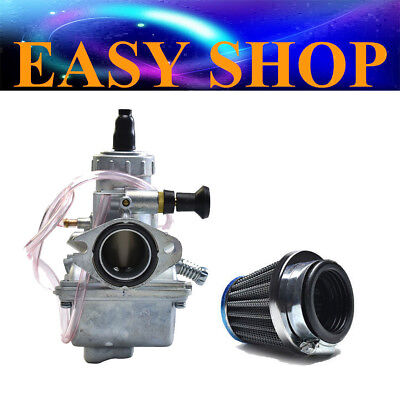 AU47.49 • Buy Molkt 28mm Carby Carb 45mm Air Filter YX 140/150/160cc PIT Dirt Bike Thumpstar