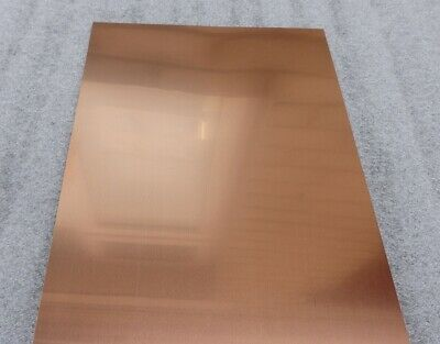 £93 • Buy Copper Sheet Metal, 1000mm X 500mm - Many Thickness'