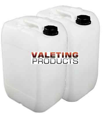 £13.99 • Buy 2 X New 25l Litre Plastic Water Container Carrier Food Drum Jerry Jerrican V18