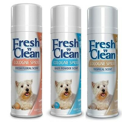 Scented Colognes For Pets 12 Oz Keep Your Dog Smelling Fresh 3 Scents To Choose  • 20.18£