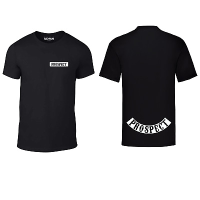 Prospect Men's T-Shirt - Inspired By Anarchy TV Motorcycle Biker Samcro • 9.99£
